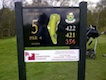 Muckhart golf club - sponsorship - 106x80
